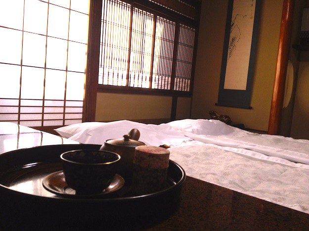 Our first ryokan accommodations are still our favorite.